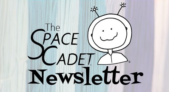SpaceCadet Newsletter: Three New Colourways for our Sweater Sets