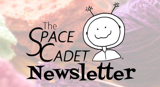 SpaceCadet Newsletter: A Trio of Colours That Shouldn't Work Together