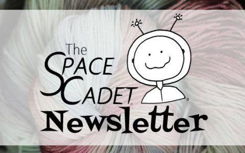 SpaceCadet Newsletter: Does Lightening Strike Twice?!?