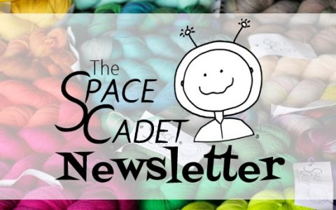 SpaceCadet Newsletter: When We Dye with Real Passion