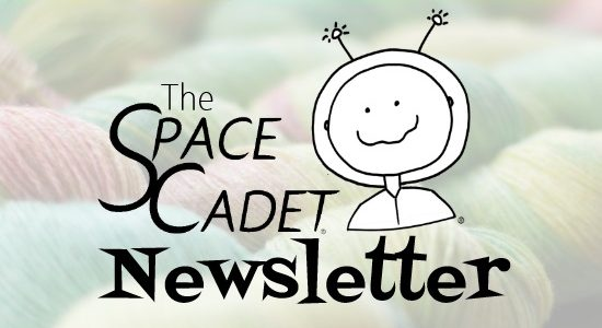 SpaceCadet Newsletter: I Learn the Value of Swatching