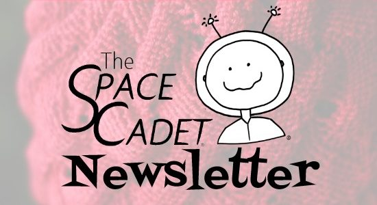 SpaceCadet Newsletter: In Which I Fail at Non-Podcasting