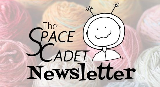 SpaceCadet Newsletter: Thoughts from Our Crocheters