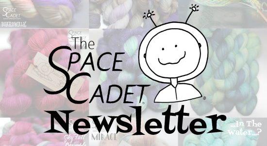 SpaceCadet Newsletter: Sabotage! (Almost)