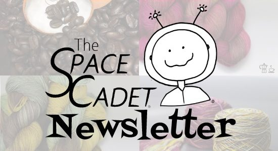 SpaceCadet Newsletter: Sharing My Day-to-Day
