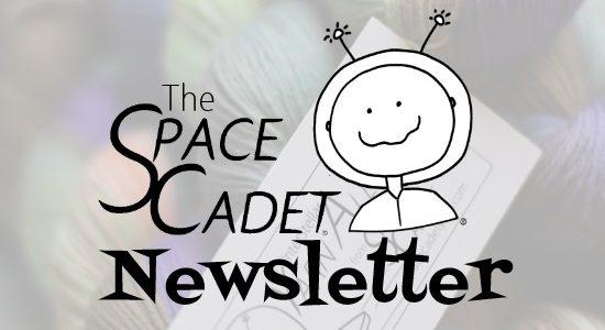SpaceCadet Newsletter: Butterflies in My Stomach