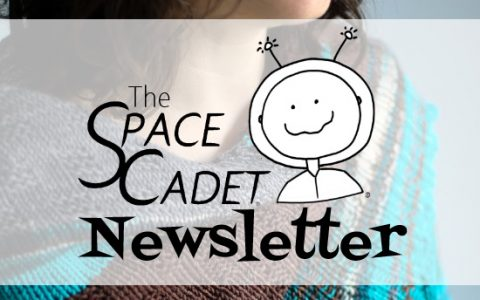SpaceCadet Newsletter: Three New Colourways!