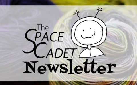 SpaceCadet Newsletter: In Which My Sister Needs My (Your!) Help