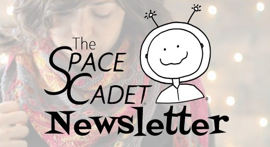 SpaceCadet Newsletter: Are You Mad at Me?, She Asked
