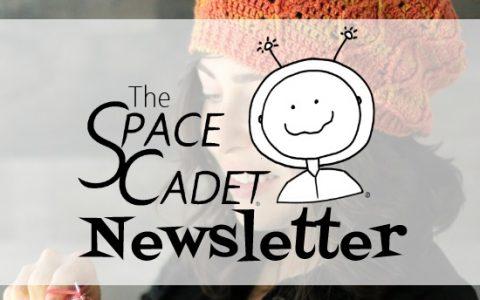 SpaceCadet Newsletter: No Resolutions