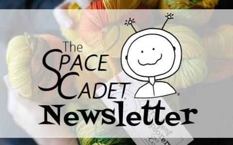 SpaceCadet Newsletter: My Non-Knitting Sister Contemplates… Circs?