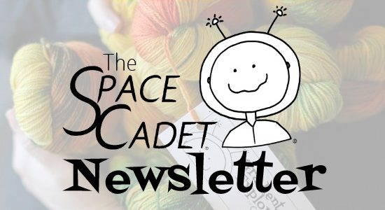 SpaceCadet Newsletter: My Non-Knitting Sister Contemplates… Circs?