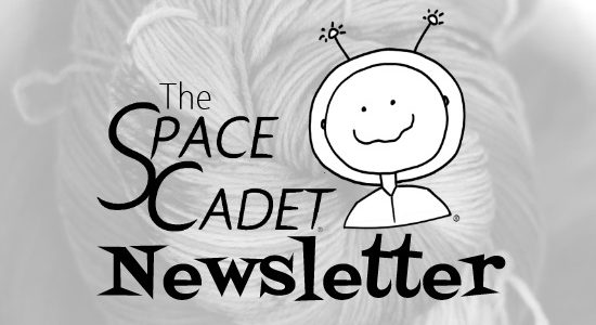 SpaceCadet Newletter: a Payphone, a Porcupine, and My Mother's Birthday