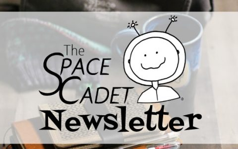 SpaceCadet Newsletter: A Big Goof to Start the New Year!