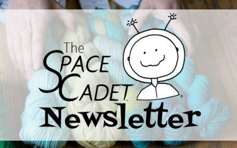 SpaceCadet Newsletter: an Unforgettable Day…?