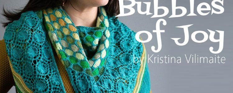 Bubbles of Joy Shawl Kits