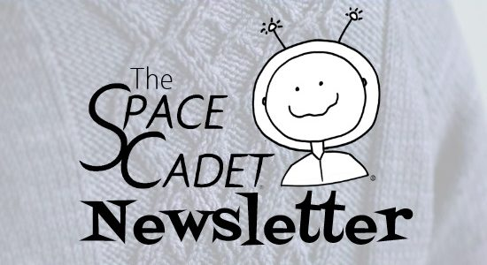 SpaceCadet Newsletter: No Rest for the Wicked (or me)