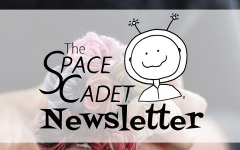 SpaceCadet Newsletter: Yarn that Rattled?!?