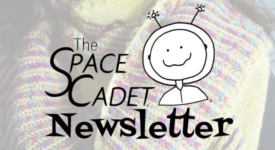 SpaceCadet Newsletter: Barking at Sheep and Other Adventures