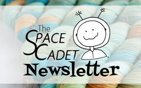 SpaceCadet Newsletter: Launched From a Slingshot!