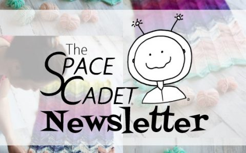 SpaceCadet Newsletter: When My Sister Cut Her Knitting in Half…