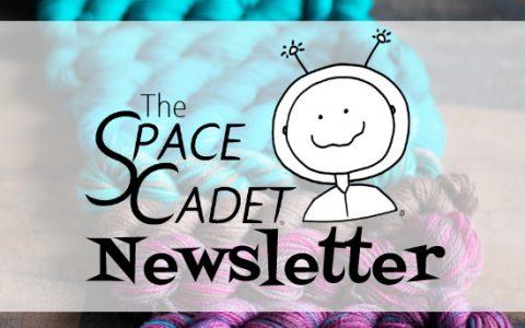 SpaceCadet Newsletter: I Jinxed Myself!