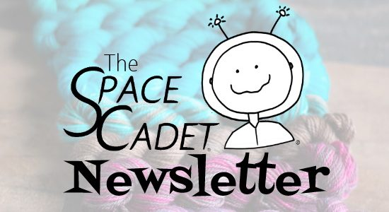 SpaceCadet Newsletter: I Jinxed Myself!