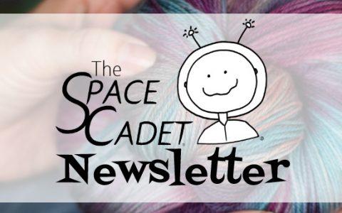 SpaceCadet Newsletter: Seasons Change
